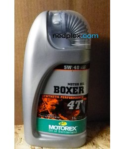 Motorex Boxer 1litre 5W40
