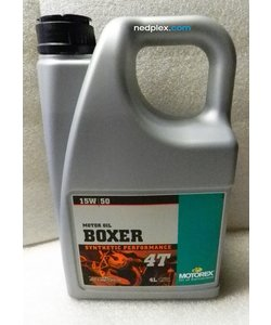 4l motorex special boxer (15W50)