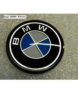 logo BMW 40mm originele onderdelen