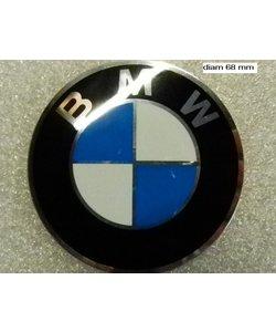 BMW logo 68mm original spare parts