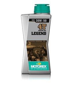 Legend 4T 20W50 Motorex 1liter