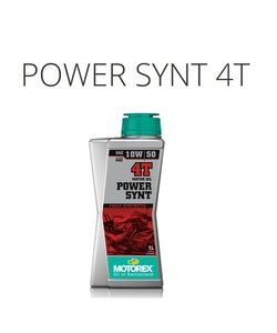 POWER SYNT SAE 10W/50  1liter