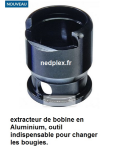extracteur bobine aluminium R1150/1200/1250 RT/R/GS..
