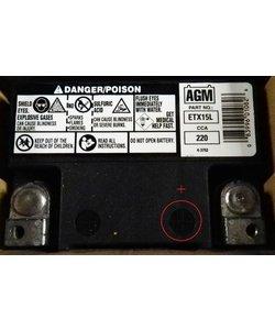 ETX15L DEKA ACCU made in USA