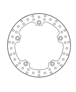 R1100/1150/R/RT/GS  rear brake disc inox