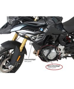 F850GS engine guard