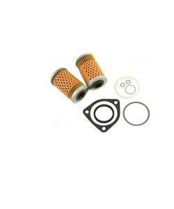OX36D oil filter R2V +COOLER INCL GASKETSET