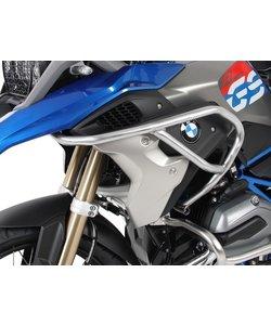 R1250GSLC protection haut-moteur INOX Hepco&Becker