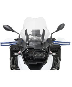 R1250GS LC hand guard protection (blue )