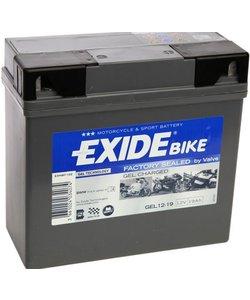 G19 battery  EXIDE