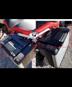 bagagedrager voor bovenop vario BMW  R1200GS/GSALC+ 1250 GS/GSALC