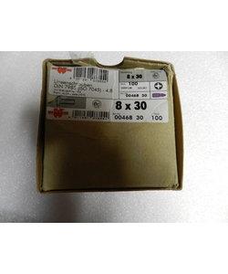 wurth 8x30 linsenschrauben iso 7045 DIN7985