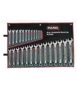 clés mixtes PARD C5261pcs