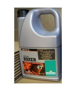 Motorex BOXER 5W40 Boxer 4litres (R1200-1250 LC )
