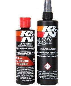 kit entretien filtre à air K&N