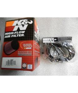 Air Filter K&N Tangai 650 Kawasaki