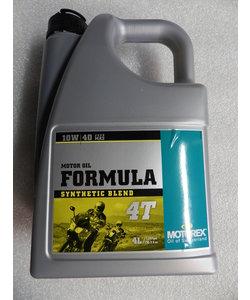 Formula 10W40 Motorex 4l