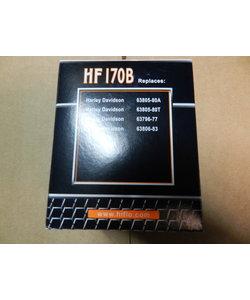 filtre à huile  HF170B BLACK