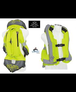 Gilet airbag MLV-P haute visibilité