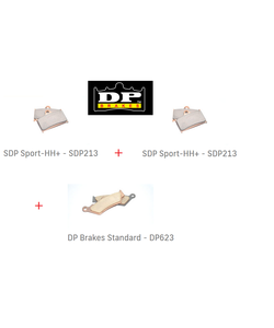 2x blisters sdp213 +DP623
