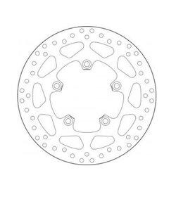 rear disc  1215 TROPHY 2013 ->