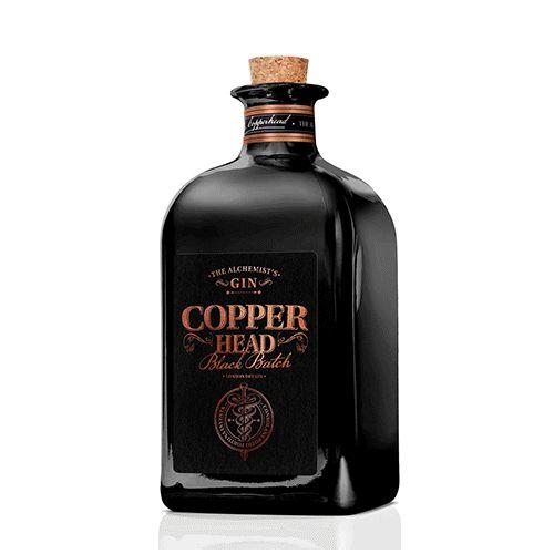 Copperhead Black
