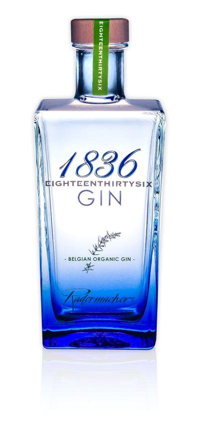 1836 Organic gin