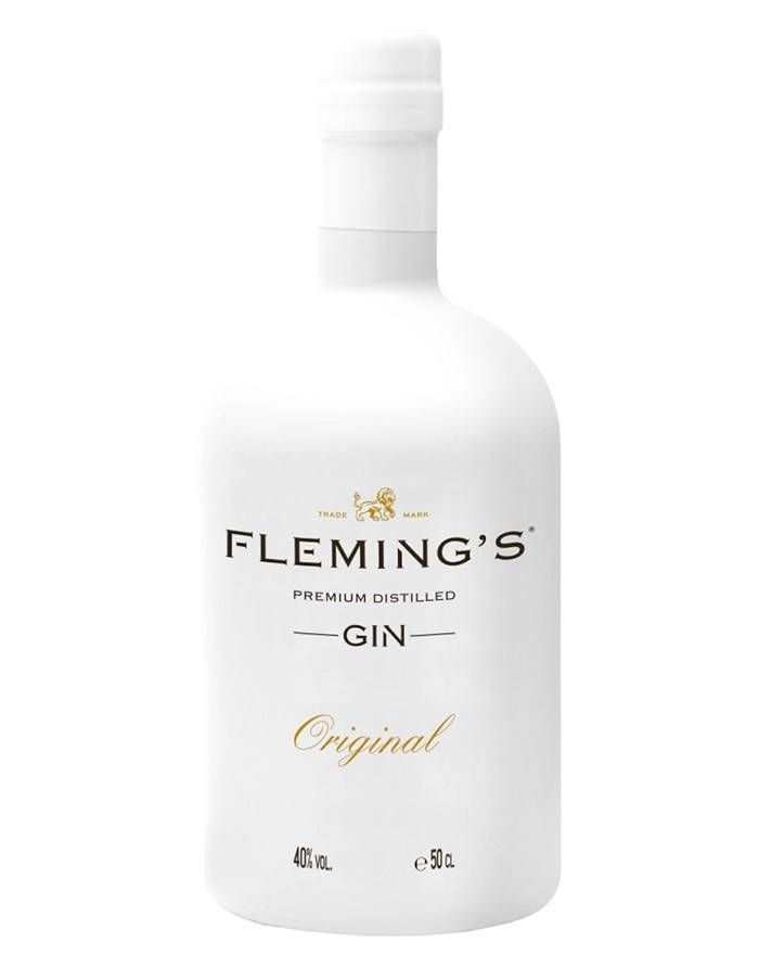 Fleming's gin original