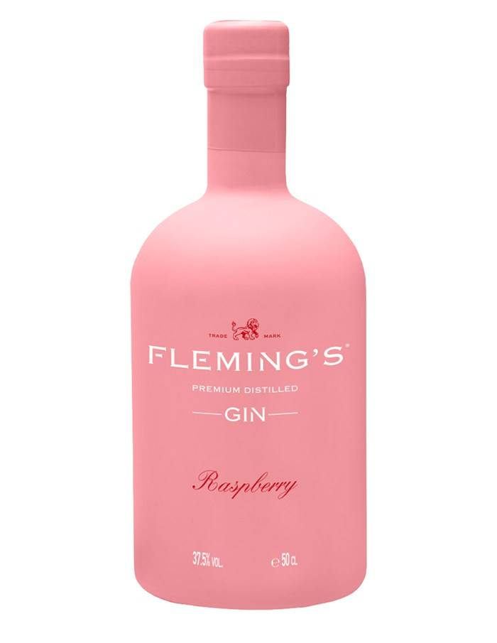 Fleming's gin Raspberry