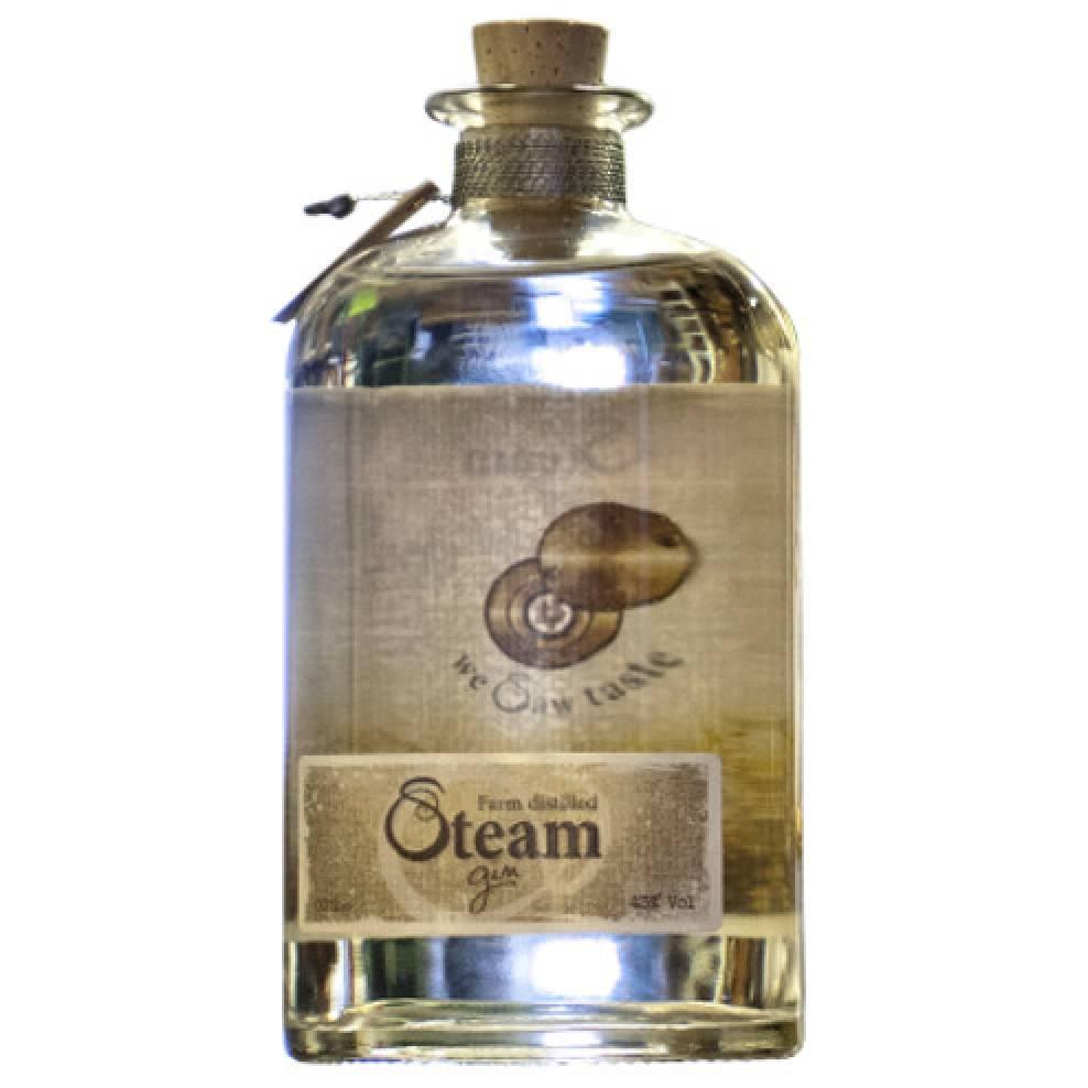 Steam gin