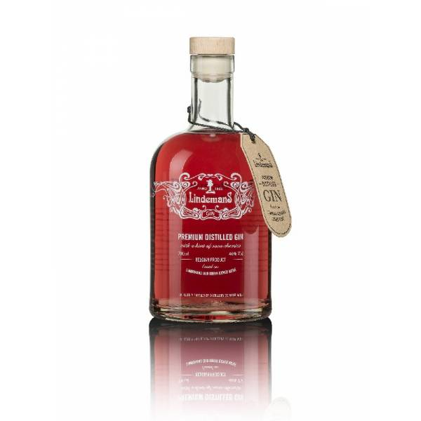 Lindemans gin red