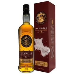 Whisky Inchmoan peated 12 years