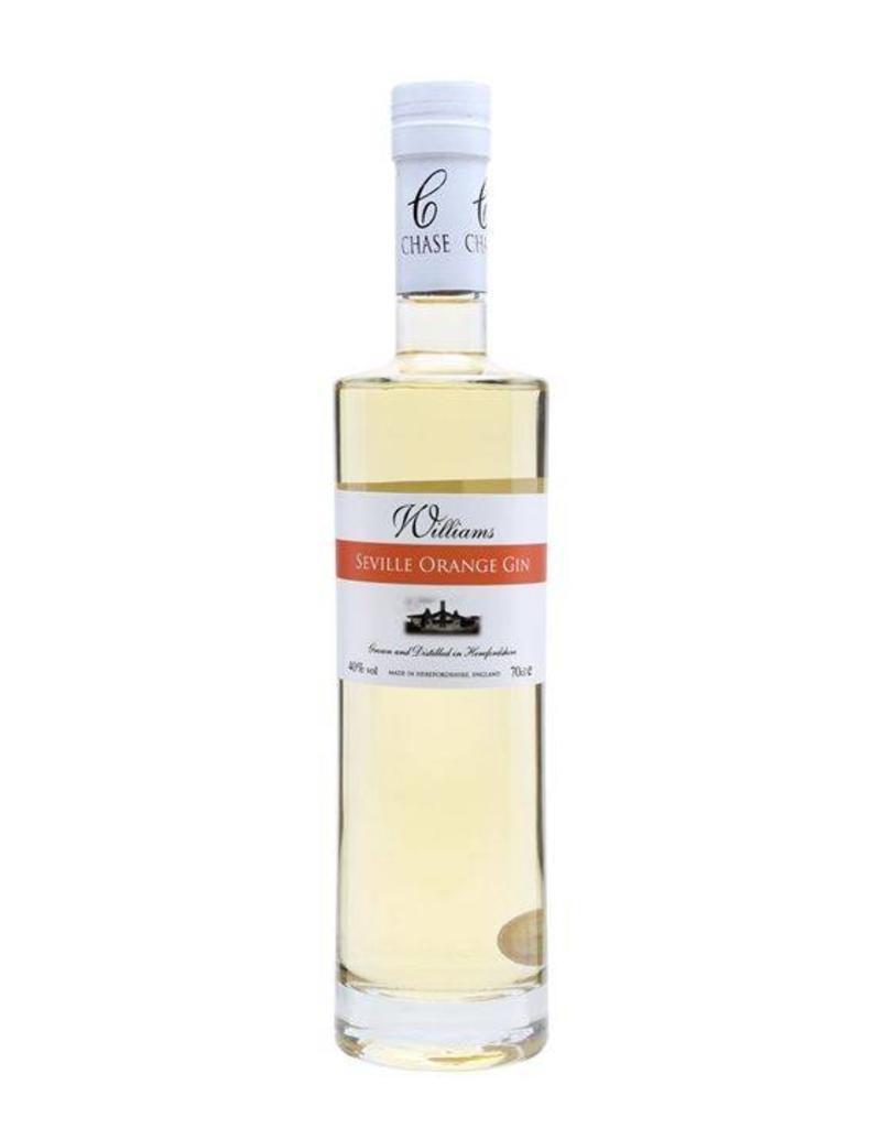 Willimam Chase Seville Orange gin