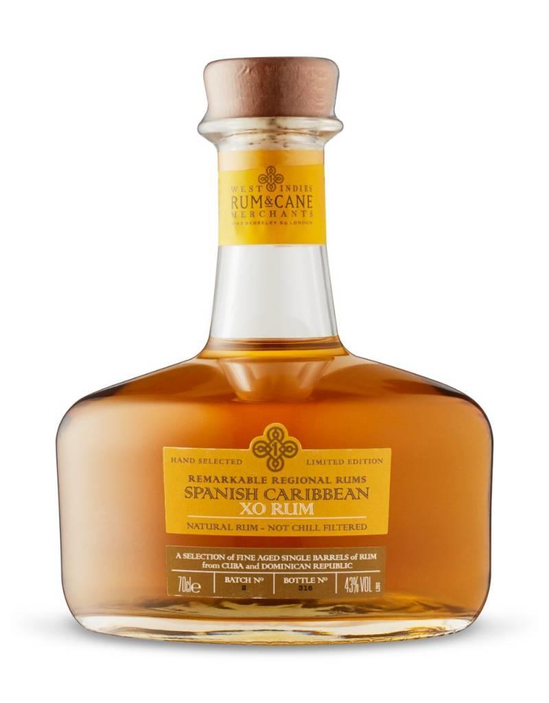 Rum Spanish Caribbean