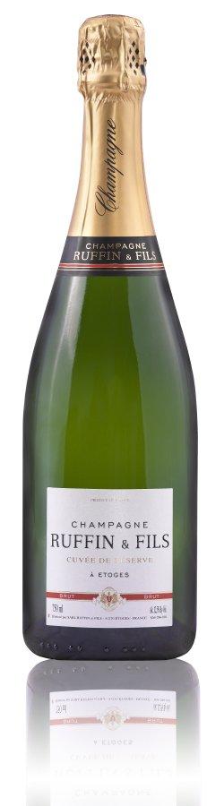 Champagne Ruffin et Fils Reserve