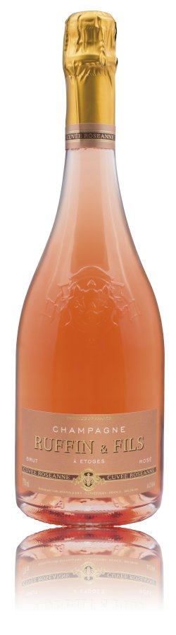 Champagne Ruffin Rose