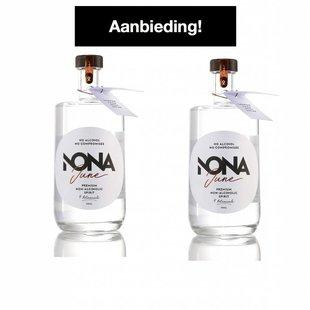 Nona June alcoholvrije spirit 2-stuks