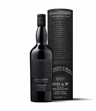 Whisky Night Watch & Oban