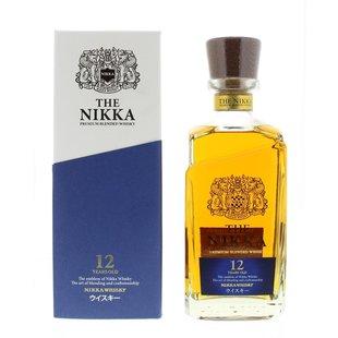 Whisky Nikka 12 Years