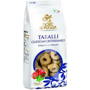 Taralli Mediterranea Fiore di Puglia