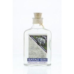 Satao gin Navy Strength