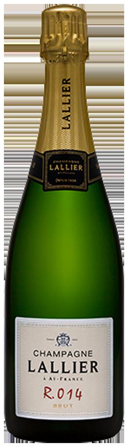 Champagne Lallier R 014