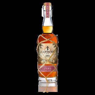 Plantation rum Peru
