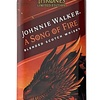Whisky Johnnie Walker a Song of Fire Game of Thrones
