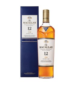 Whisky Macallan 12Y Double Cask