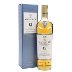 Whisky Macallan Triple Cask 12Y