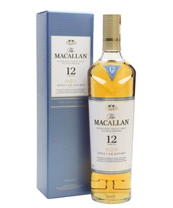 Whisky Macallan Triple Cask 12Y