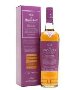 Whisky Macallan Edition No 5