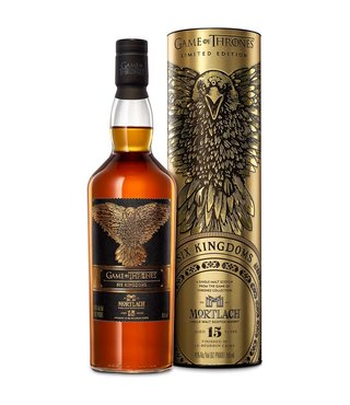 Whisky Mortlach 15 Years Game of Thrones