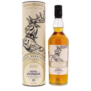 Whisky House Baratheon & Royal Lochnagar
